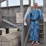 Ibusuki - chwile przed gorącymi piaskami