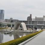 Park przy Muzeum Pokoju