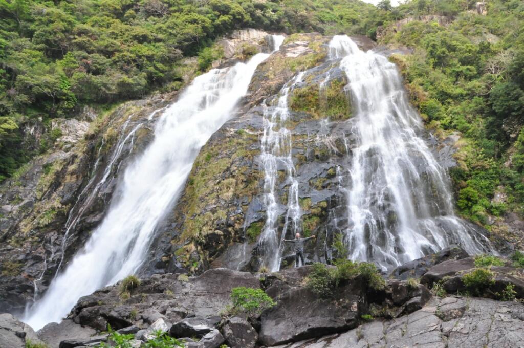 Yakushima, Oko-no-taki Waterfall