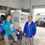 Pożegnanie z japońskim wujkiem