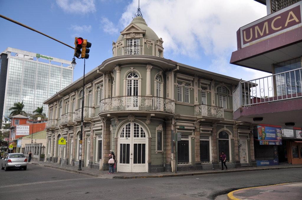 Architektura San Jose