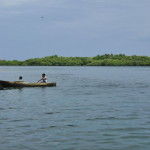 Mali Indianie na Bocas del Toro