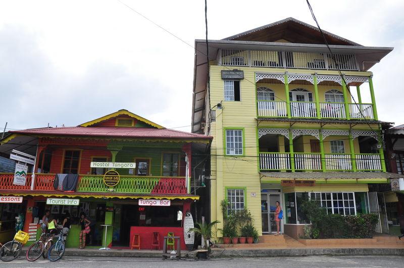 Nasz hotel Don Chicho w Bocas del Toro