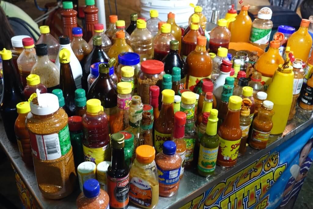 Cancun i sosy do wyboru do koloru