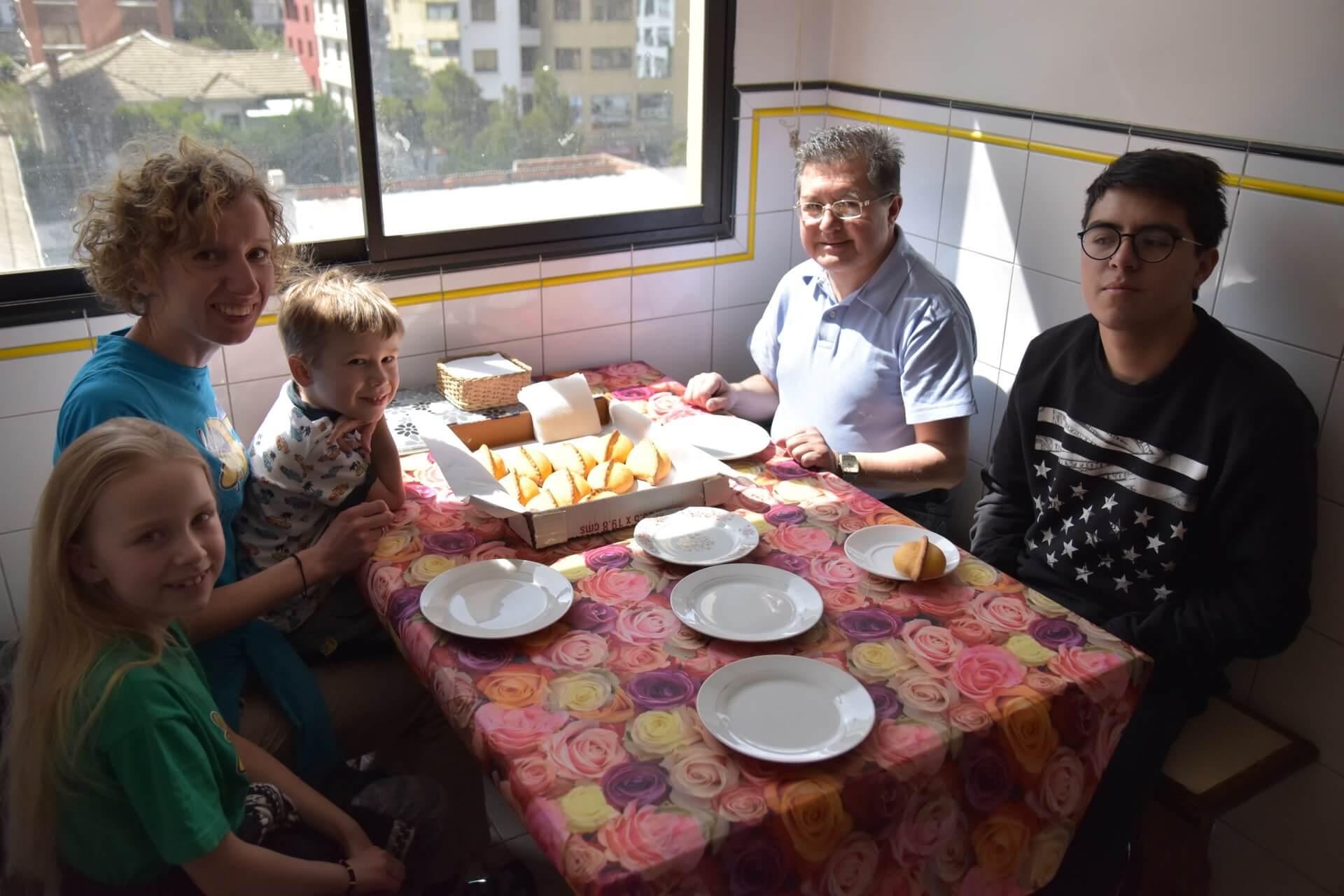 La Paz - w gościnie u mieszkańców