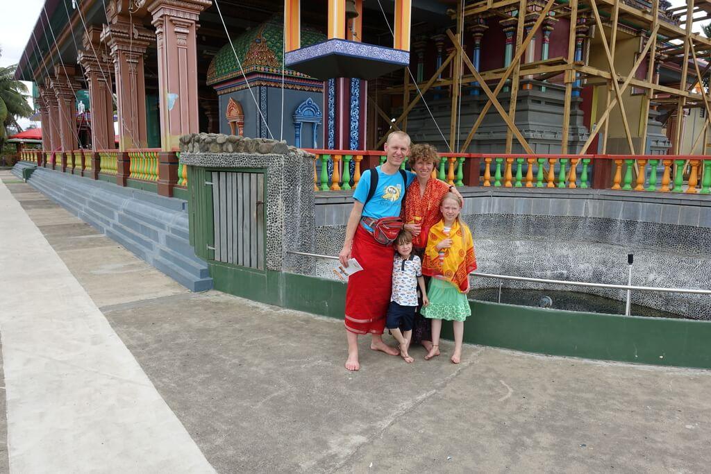 Hinduska świątynia w Nadi