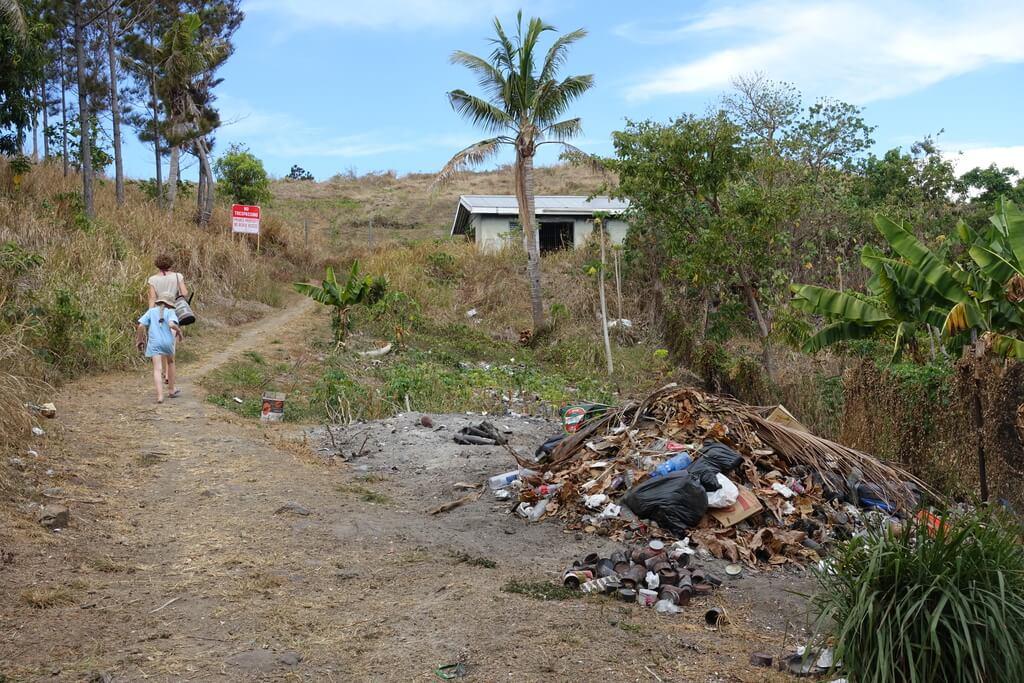 Śmieci na Fidżi