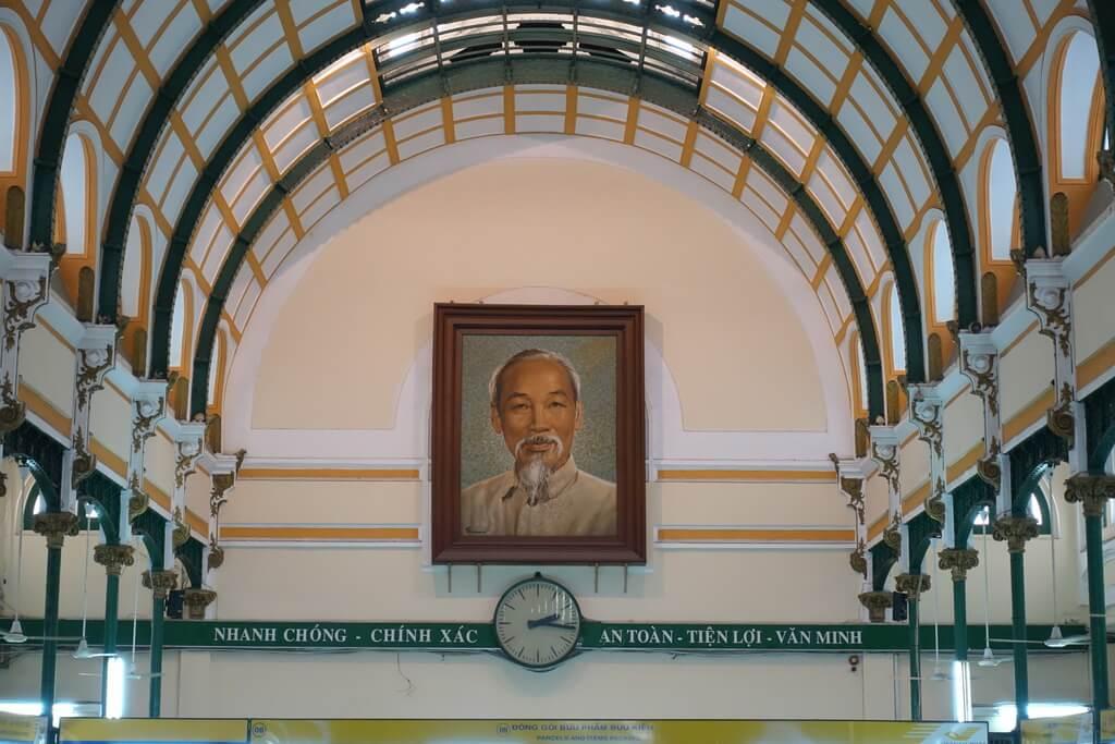 Ho Chi Minh poczta